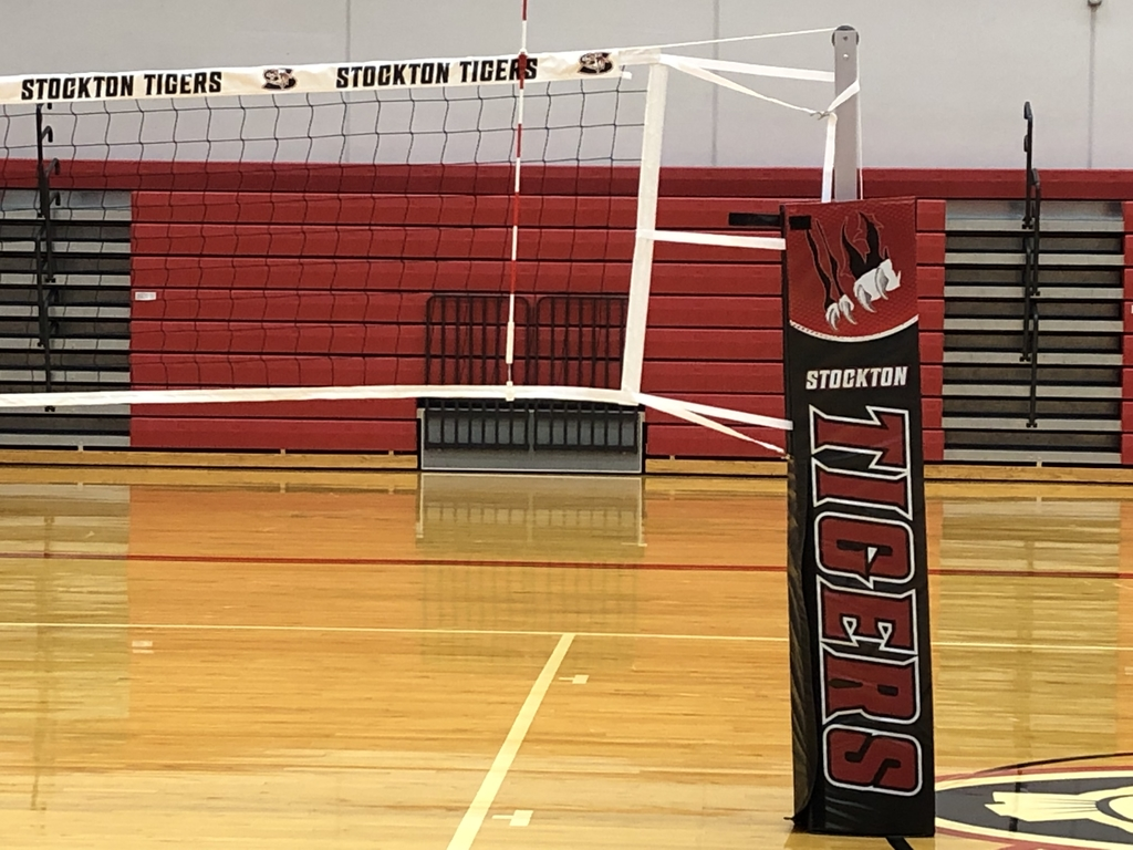 New volleyball net system