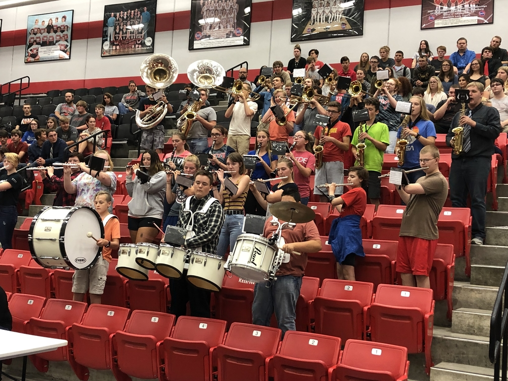 Band rocking during assembly