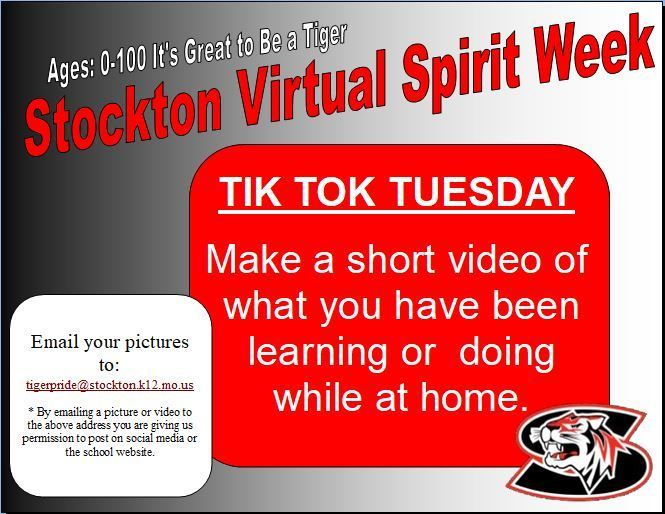 Tik Tok Tuesday