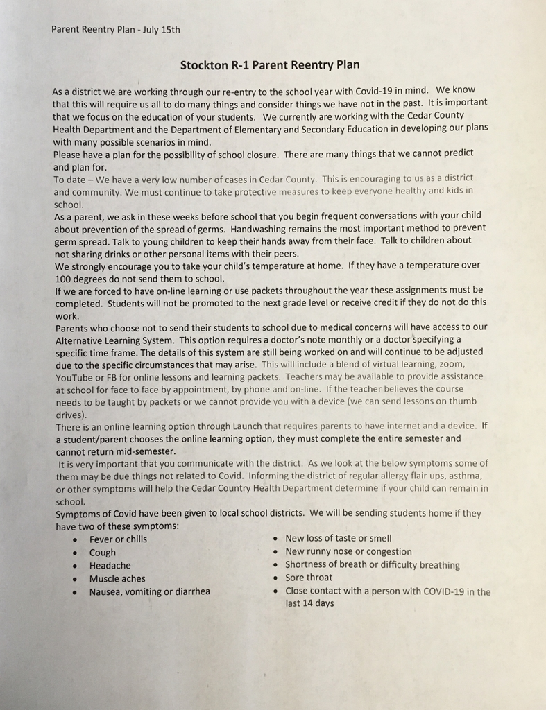 Parent reentry page 1
